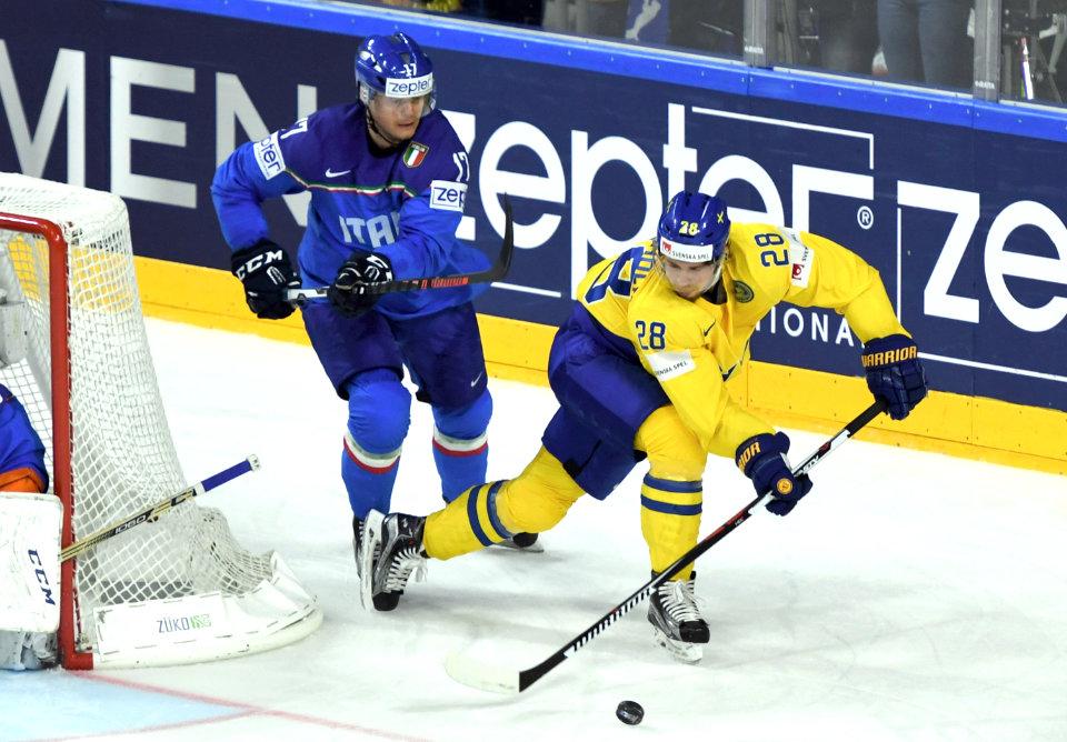 Spielstand Italien Schweden