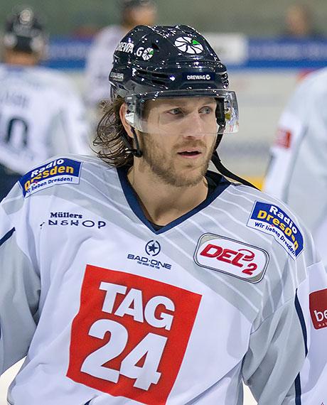 Tim Miller Eishockey