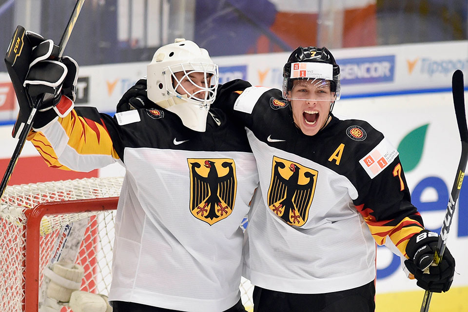 deutschland tschechien eishockey